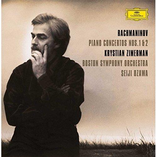 Krystian Zimerman - Rachmaninov: Piano Concertos Nos. 1 and 2 [VINYL]