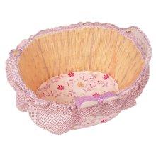 Table Cloth Organizer Boxes Storage Basket Fashion Design Jewelry Box