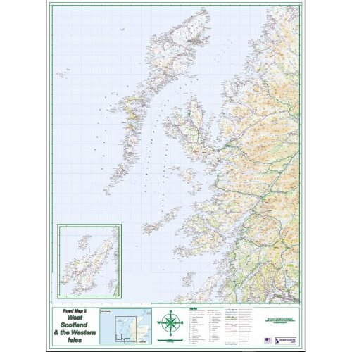 Road Map 2 Western Scotland & the Western Isles