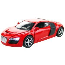 Cool Toy Gifts Toy Soldiers Toy Cars Models - Red  # 8