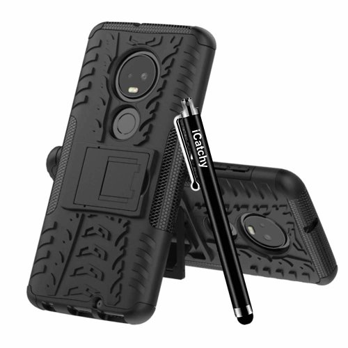 For Moto G7 Plus Shockproof Hybrid Armour Case