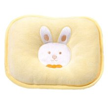 Adorable Soft Little Pillow Prevent Flat Head Small Pillows For 0-1 Years, T