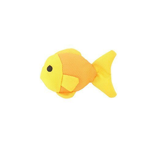 Beco Things Freddie The Fish Plush Toys For Cats -  beco fish freddie plush catnip toy made from recycled plastic bottles things toys cats