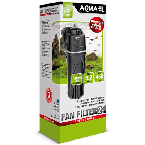 Aquael Fan Filter 2 Plus (100 - 150 Litre)