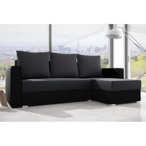 Corner Sofa Bed New Madera, Sawana and Eco Leather