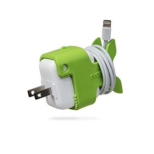 Nice NIB 02 Nibbles Cable Keep Green