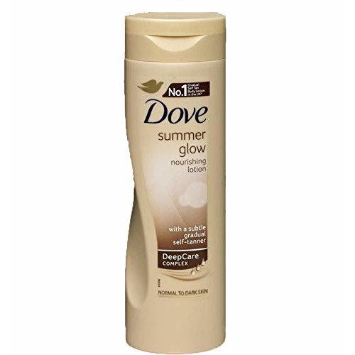 Dove Summer Glow Nourishing Lotion Normal/Dark Skin 250 ml