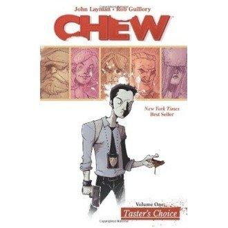 Chew: Taster's Choice V. 1