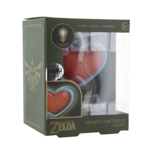 Heart Container 3D Light