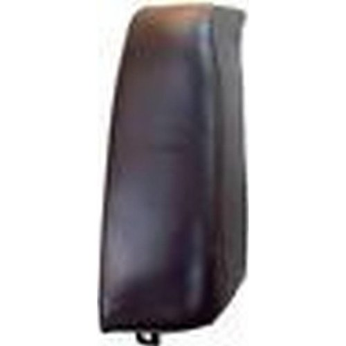 Vauxhall Opel Omega Saloon Rear Black Leather Seat Section Right Side 90565101
