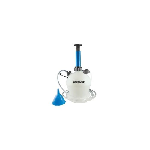 Oil & Fluid Extractor Pump 4Ltr - 4Ltr