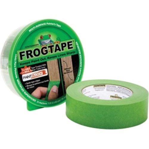 Shurtape 682994820217 111990 36 x 55m Frogtape Multi Surface Painters Tape - Green