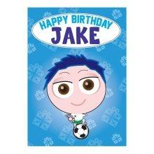 Birthday Card - Jake