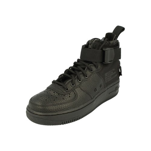 Nike Sf Af1 Air Force Mid GS Hi Top Trainers Aj0424 Sneakers Shoes