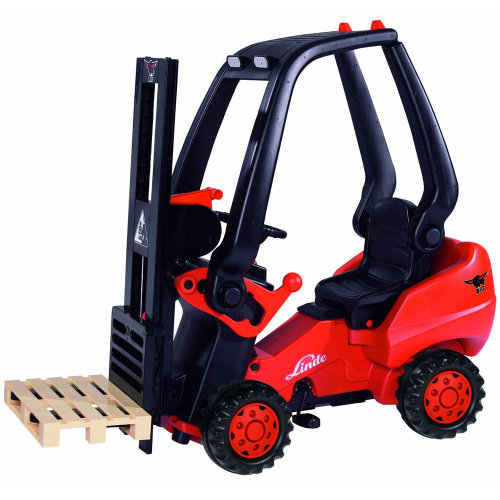 Simba Smoby Forklift Truck Ride On H.D