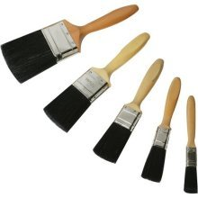 Silverline Premium Brush Set 5pce 5pce -  premium 5pce silverline brush set paint brushes 427557 12 qty