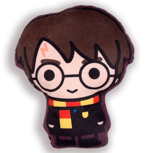 Harry Potter Official Bold Shaped Cushion