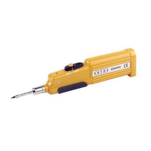 Antex SZ004W0 Battery Soldering Iron, Yellow