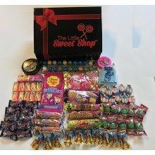 The Little Sweet Shop Just Bubble Gum Sweets Gift Hamper Providing a Bubble Gum Sugar Rush