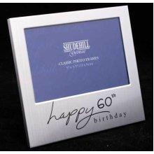 Happy 65th Birthday 5 x 3 photo Frame by Shudehill giftware