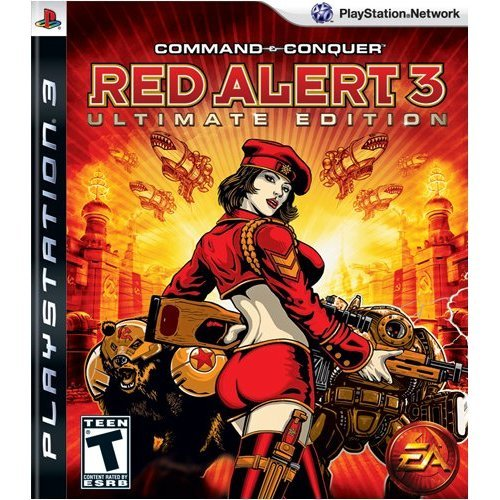 Command & Conquer Red Alert 3 - Playstation 3 by Electronic Arts