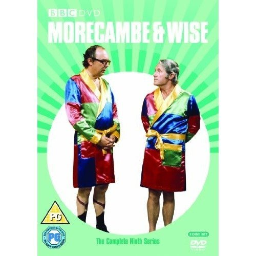 Morecambe and Wise Show - Series 9 [dvd]