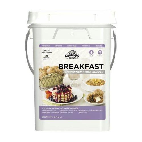 Augason Farms 5-20230 Farms Breakfast Emergency Food Supply Pail