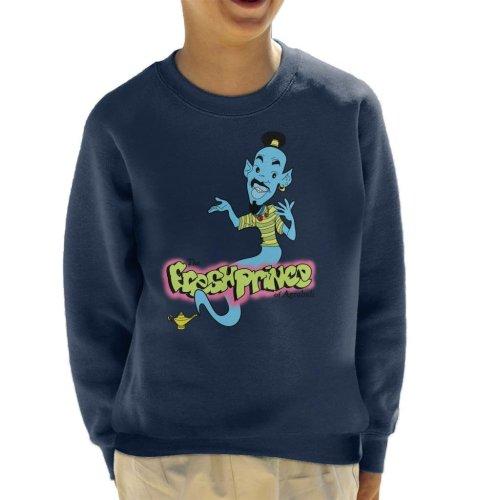 The Fresh Prince Of Agrabah Kid's Sweatshirt