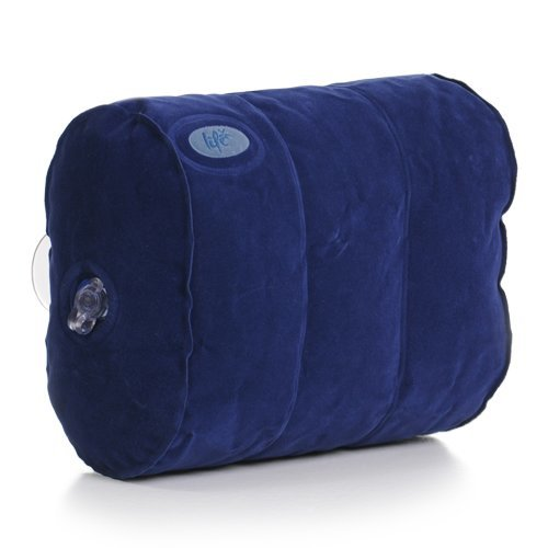 Life Bath, Spa & Hot Tub Pillow | Inflatable Suction Pillow
