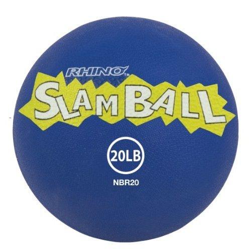 Champion Sports Rhino Slam Medicine Balls 20 Pound