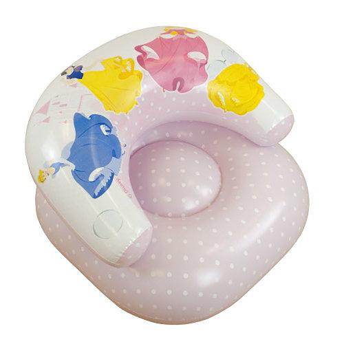 Girls Kids Disney Princess Inflatable Chair