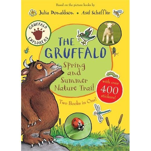 The Gruffalo Spring and Summer Nature Trail (Gruffalo Explorers)
