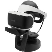 Universal VR Stand And Organiser for PS4 Virtual Reality Headset