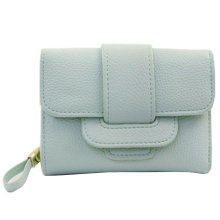 Multifunctional Vintage Style Wallet Purse Pouch Bag Card Holder PU, Green