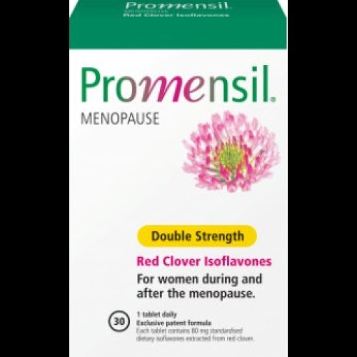 Promensil - Menopause Double Strength Red Clover Isoflavones 30Vtabs