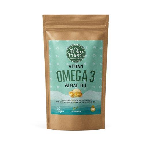 Vegan Omega 3 - Algae Oil (90 capsules)