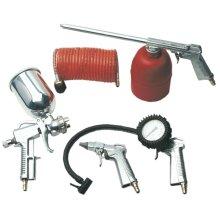 Brüder Mannesmann Five Piece Pneumatic Tool Kit 1527