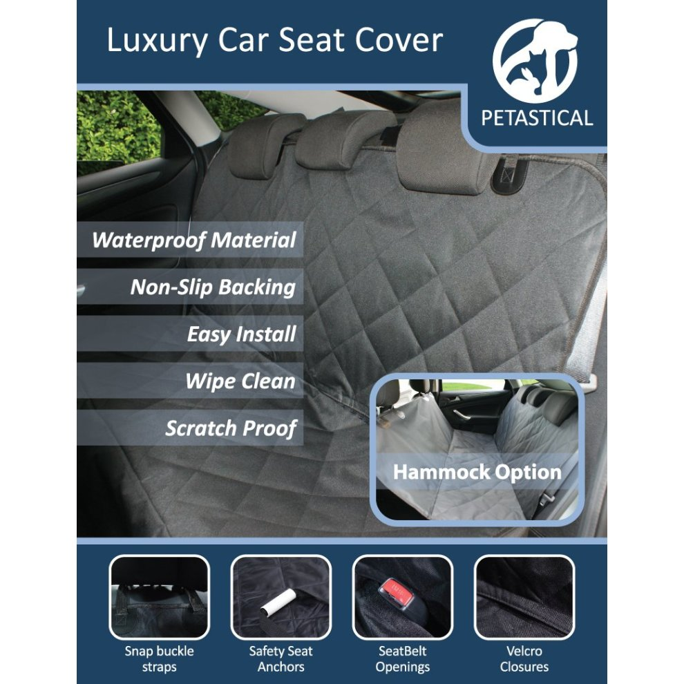 Petastical Best Car Seat Covers For Dogs