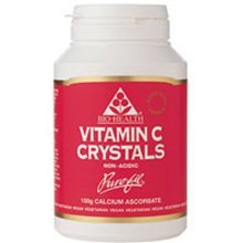 Bio Health Buffered Vit C Crystals 150g