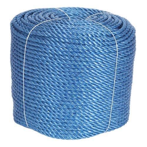 Sealey RC06220 Polypropylene Rope 6mm x 220 Metre