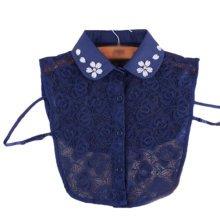 Detachable Collar Fake Collar All-match Fake Half Shirt for Women-A07