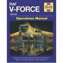 Raf V-force 1955-69