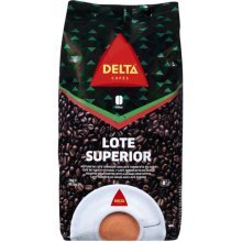 Coffee Delta Lote Superior whole beans - 2 x 1 kg