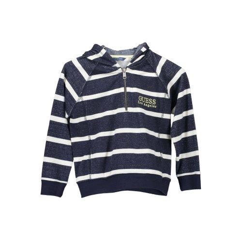 GUESS JEANS Sweatshirt with zip Kid Boy