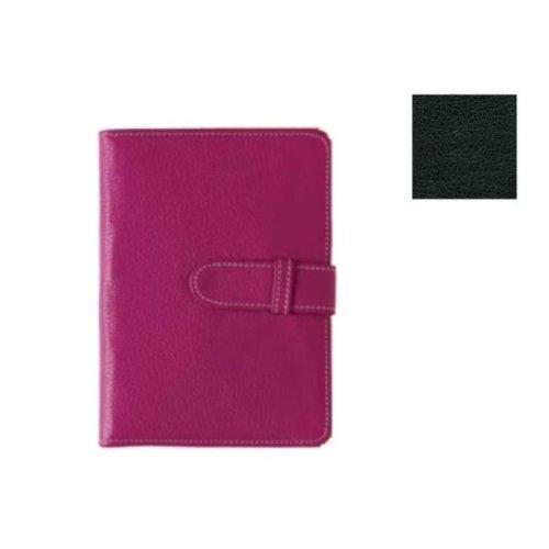 Raika VI 107 BLK 4in. x 6in. Wallet Photo Brag Book - Black