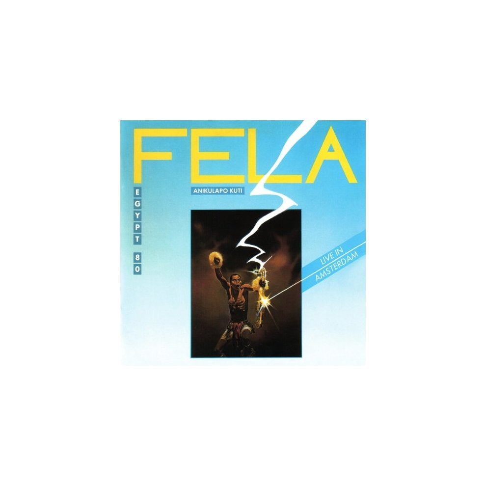 Fela Kuti - Live in Amsterdam [CD]