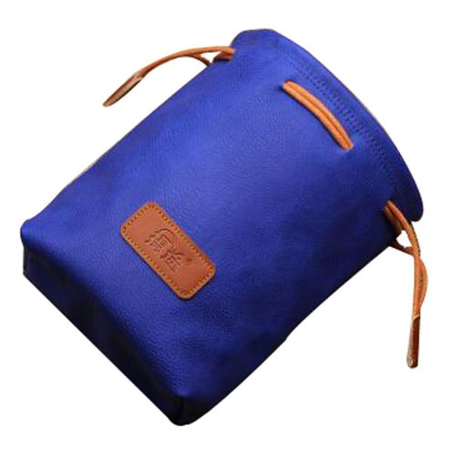 Micro Single Camera Bag The Lens Receive Bag Camera Cag Blue