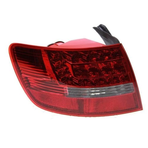 Audi A6 Estate 2009-2011 Led Rear Tail Light Passenger Side N/s