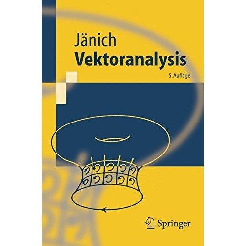 Vektoranalysis (Springer-Lehrbuch)