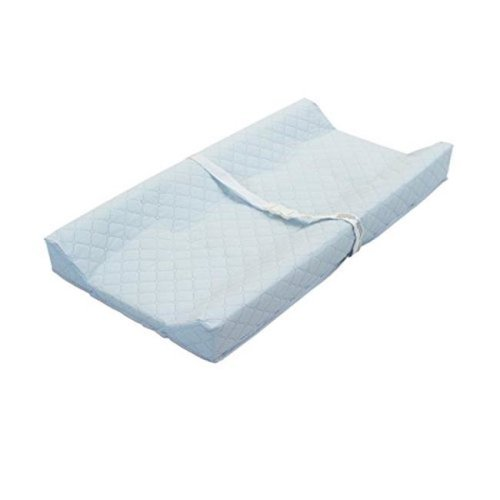 L A Baby  30 in. Contour Changing Pad-White